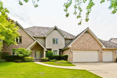 Vernon Hills Single Family Home For Sale: 1101 Creek Bend Drive