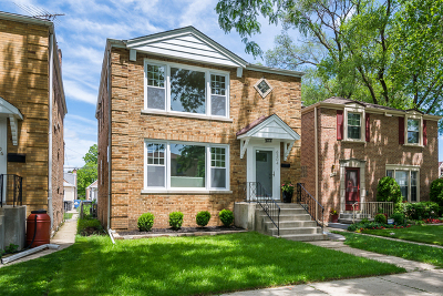 Chicago Multi Family Home For Sale: 6304 West Highland Avenue
