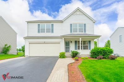 Romeoville Single Family Home For Sale: 14 Kempton Drive