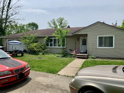 Homer Glen Single Family Home For Sale