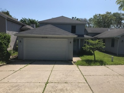 Lake Zurich Single Family Home For Sale: 23781 North Quentin Road