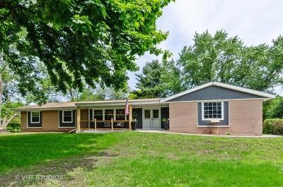 Sleepy Hollow Single Family Home For Sale: 834 Winmoor Drive