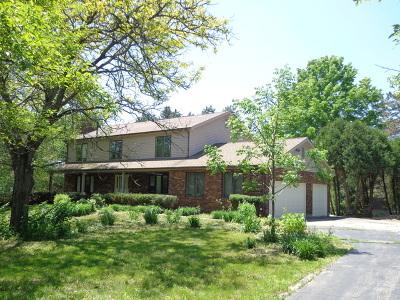 Woodstock Single Family Home Price Change: 2950 Boerderij Way