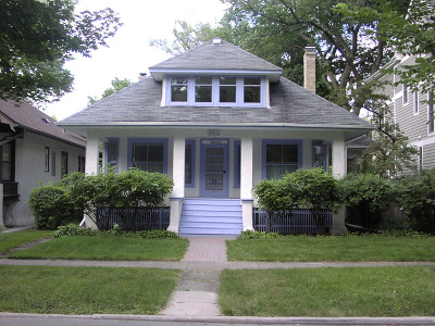 Evanston Single Family Home For Sale: 2661 Stewart Avenue