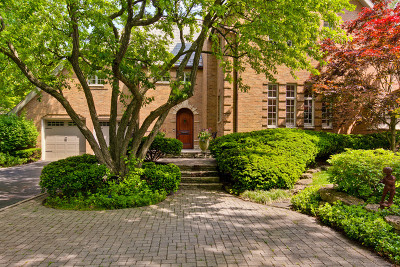 Wilmette Single Family Home For Sale: 2710 Iroquois Road