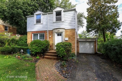 Libertyville Single Family Home For Sale: 640 East Lincoln Avenue East