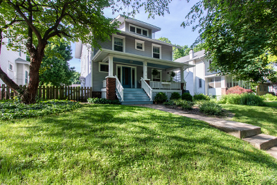 Single Family Home For Sale: 303 West Virginia Avenue