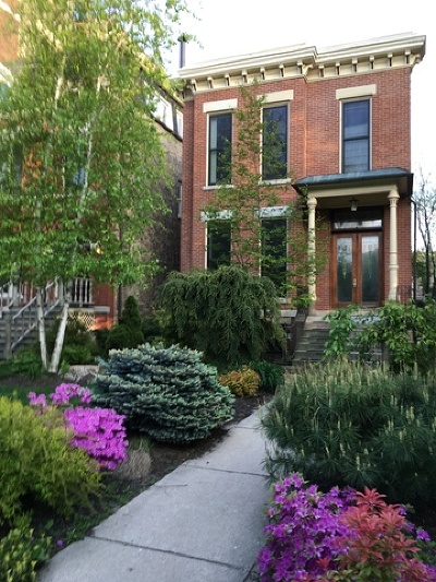 Single Family Home For Sale: 611 West Deming Place