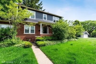 Glencoe Single Family Home For Sale: 1159 Green Bay Road