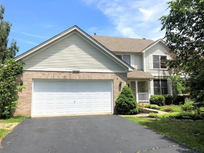 Hoffman Estates Single Family Home For Sale: 5440 Mallard Lane