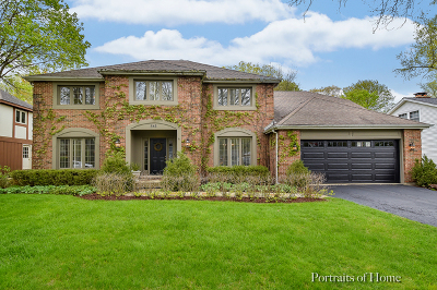 Naperville Single Family Home For Sale: 845 Proud Clarion Court