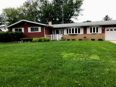 Joliet Single Family Home For Sale: 3311 Saddle Drive