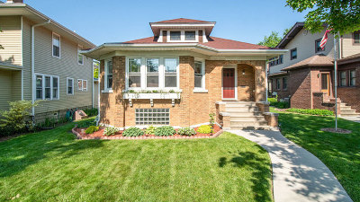 Joliet Single Family Home For Sale: 409 North William Street