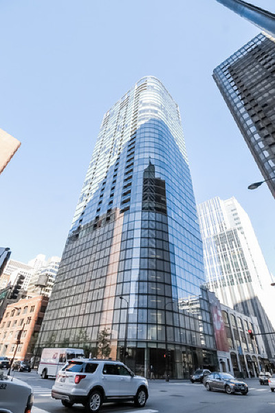 Streeterville, Gold Coast Galleria Condo/Townhouse For Sale: 600 North Fairbanks Court #2205