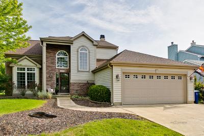 Bartlett Single Family Home For Sale: 2071 Grovetown Drive