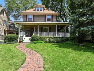 Hinsdale Single Family Home For Sale: 23 East North Street