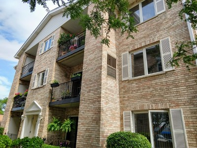 Jefferson Park Condo/Townhouse For Sale: 5413 North Milwaukee Avenue #1A