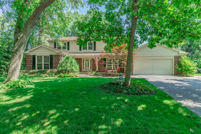 Lake Forest Single Family Home For Sale: 1260 Grove Court