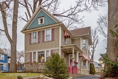 Joliet Single Family Home For Sale: 402 Whitney Avenue