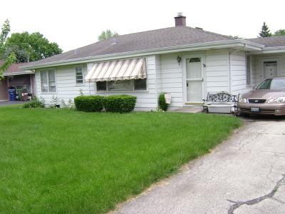 Oak Lawn Single Family Home For Sale: 8733 New England Avenue