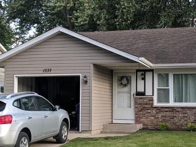 Elgin Condo/Townhouse For Sale: 1337 Getzelman Drive