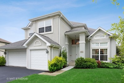 Morton Grove Single Family Home For Sale: 9251 Natchez Avenue