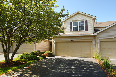 Romeoville Condo/Townhouse For Sale: 1852 South Wentworth Circle