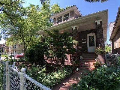 Belmont Cragin Multi Family Home For Sale: 4956 West Oakdale Avenue