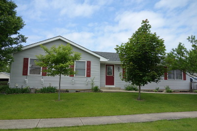 Plainfield Single Family Home For Sale: 1923 Mystic Drive
