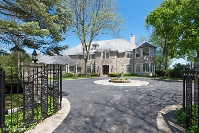 Winnetka Single Family Home For Sale: 745 Sheridan Road