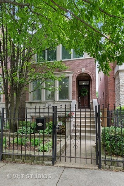 Single Family Home For Sale: 2326 West Charleston Street