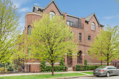 Single Family Home For Sale: 2600 North Marshfield Avenue