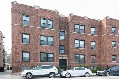 Condo/Townhouse For Sale: 1323 West Lawrence Avenue #2