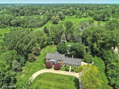 Lake Forest Single Family Home For Sale: 258 West Westminster Road