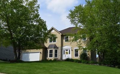 Crystal Lake Single Family Home For Sale: 3516 Lakewood Drive