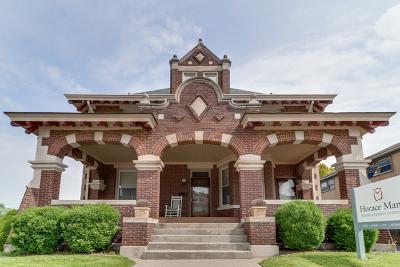 Bloomington Single Family Home Price Change: 806 East Washington Street