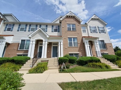 Lake Zurich Condo/Townhouse For Sale: 77 Arcadia Lane