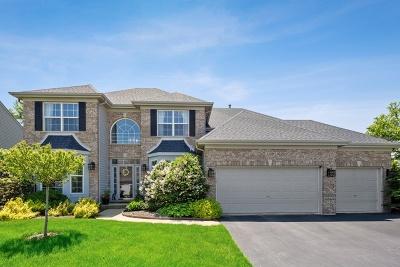 Crystal Lake Single Family Home Price Change: 1159 Caledonia Lane