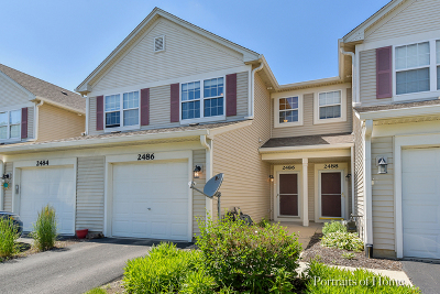 Condo/Townhouse New: 2486 Golf Ridge Circle