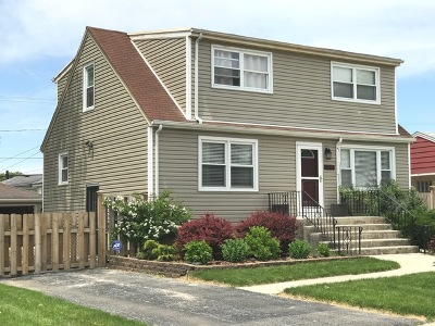 Oak Lawn Single Family Home For Sale: 9040 Central Avenue