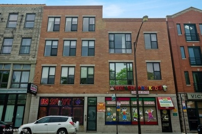 Condo/Townhouse New: 1064 North Milwaukee Avenue #2W