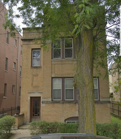 Multi Family Home Contingent: 2820 North Rockwell Street