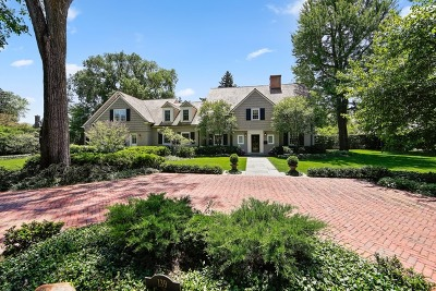 Winnetka Single Family Home New: 139 De Windt Road