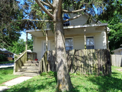 Bloomington Single Family Home For Sale: 502 South Gridley Street West