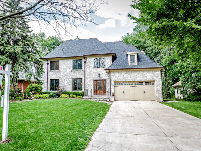 Hinsdale Single Family Home For Sale: 440 North Quincy Street