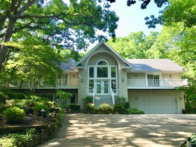 Burr Ridge Single Family Home For Sale: 113 Oak Ridge Drive East