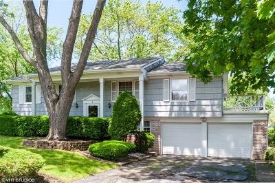 Buffalo Grove Single Family Home For Sale: 4 Bernard Court