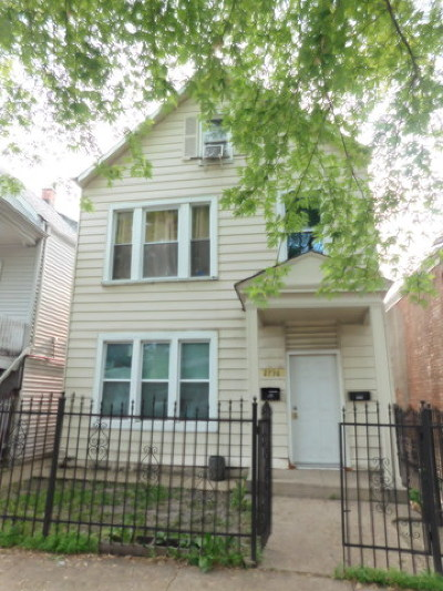Multi Family Home Contingent: 2736 South Kildare Avenue