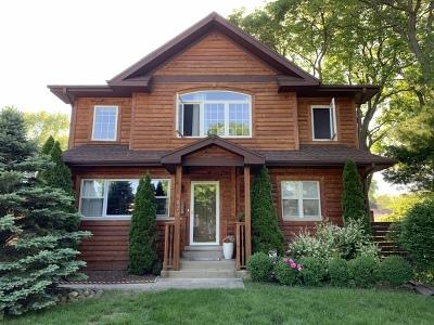 Morton Grove Single Family Home Contingent: 9020 Mason Avenue