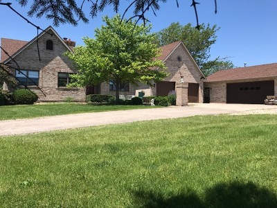 Single Family Home For Sale: 16021 Plank Road